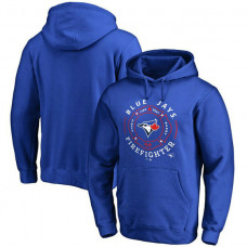 Mens Blue Jays Firefighter Hoodie