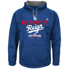 Dodgers Royal 2016 Postseason Came To Reign Hoodie