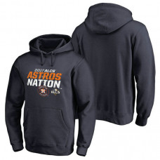 Houston Astros 2017 League Championship Series Bound Delayed Steal Pullover Navy Hoodie