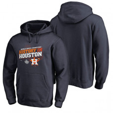 Houston Astros 2017 World Series Champions Mound Pullover Navy Hoodie