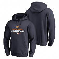 Houston Astros 2017 World Series Champions Pullover Navy Hoodie