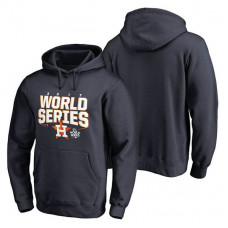 Houston Astros 2017 World Series Bound Chopper Pullover Navy Hoodie