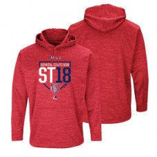 St. Louis Cardinals Red 2018 Spring Training Ultra-Streak Fleece Hoodie