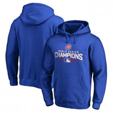 Cubs 2016 World Series Champions Walk Royal Pullover Hoodie
