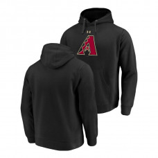 Arizona Diamondbacks Commitment Performance Black Team Mark Hoodie