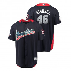 American League #46 Craig Kimbrel 2018 MLB All-Star Navy Home Run Derby Jersey