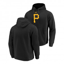 Pittsburgh Pirates Commitment Performance Black Team Mark Hoodie