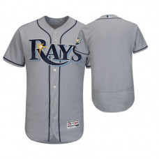 Tampa Bay Rays Gray Jersey 2018 Mother's Day
