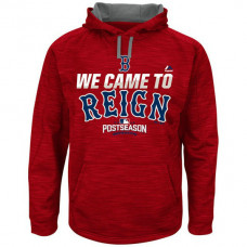 Red Sox Red 2016 Postseason Came To Reign Hoodie