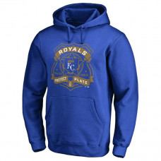 Royals Police Badge Royal Pullover Hoodie