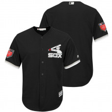Chicago White Sox Black 2018 Spring Training Cool Base Team Jersey