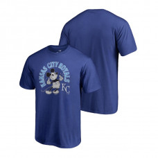 Kansas City Royals Fanatics Branded Royal Disney Mickey's True Original Arch T-Shirt