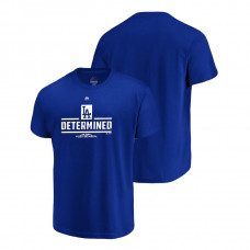 YOUTH Los Angeles Dodgers Authentic Collection Royal Majestic T-Shirt